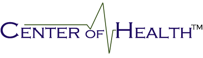 Center of Health™ Logo