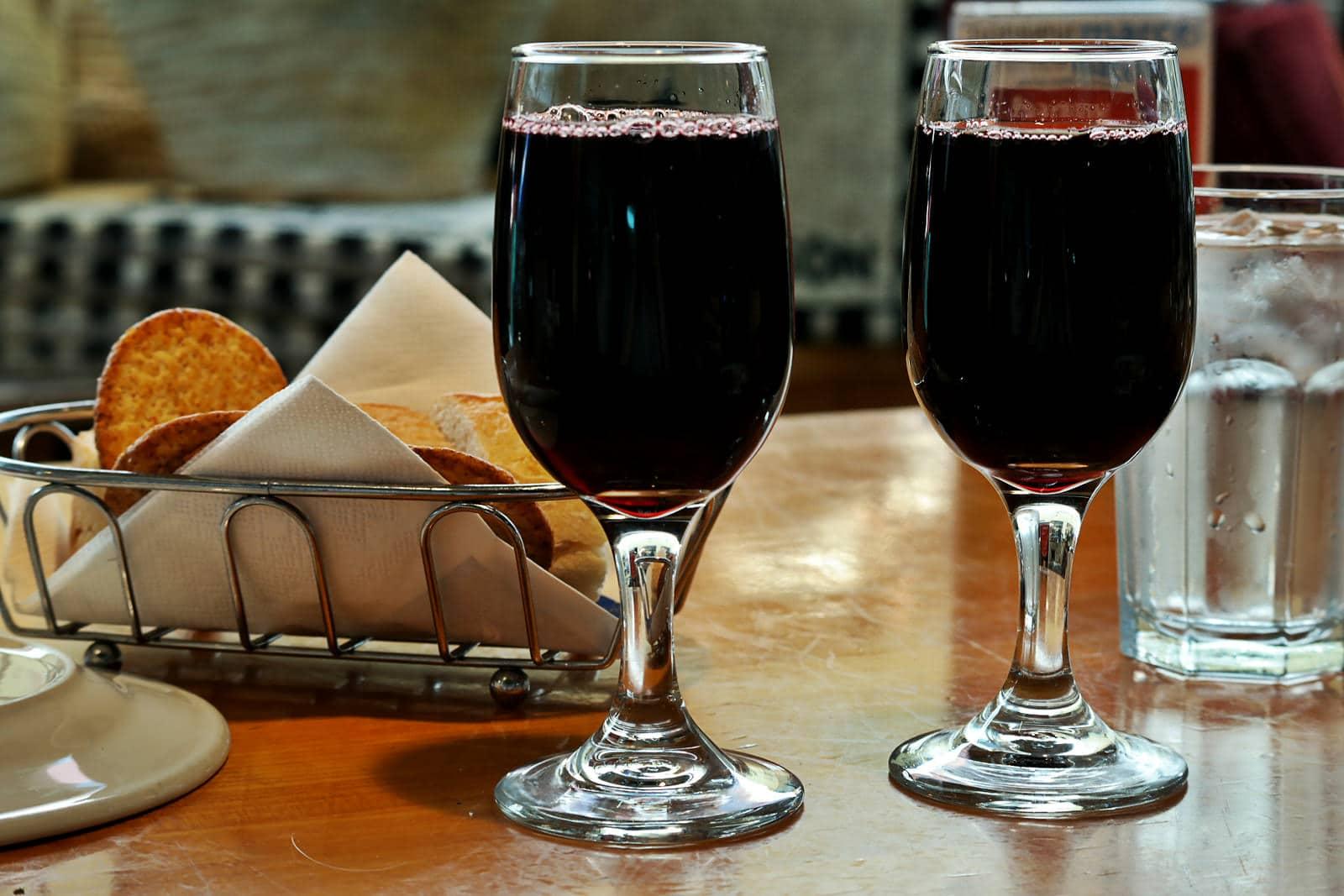 alcohol wine ETOH