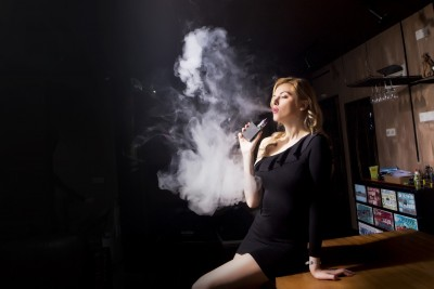 Tobacco, e-cigarette, smoking