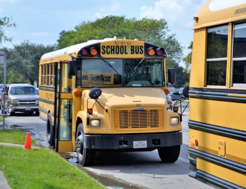 Dirty School buses equal dumber kids…. time for a change !
